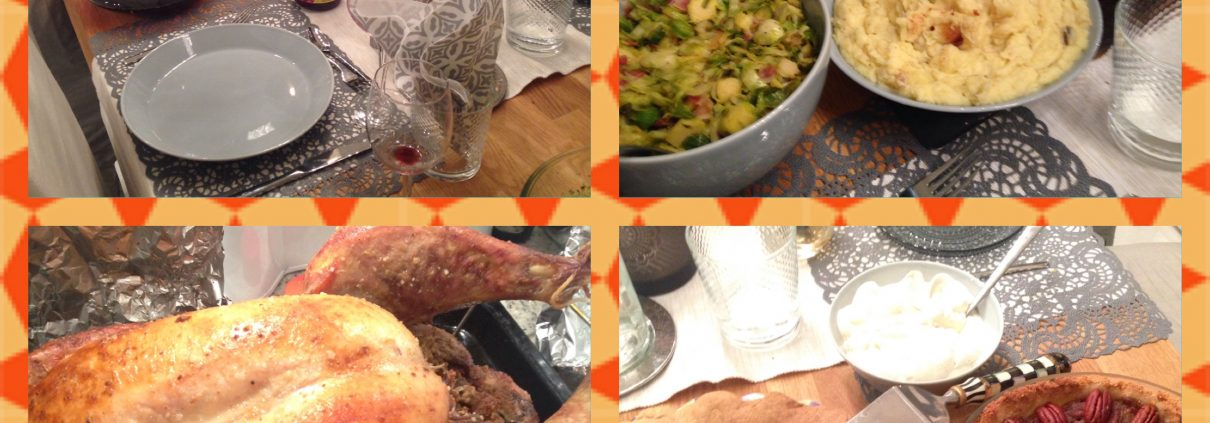 Grain free Thanksgiving 2014