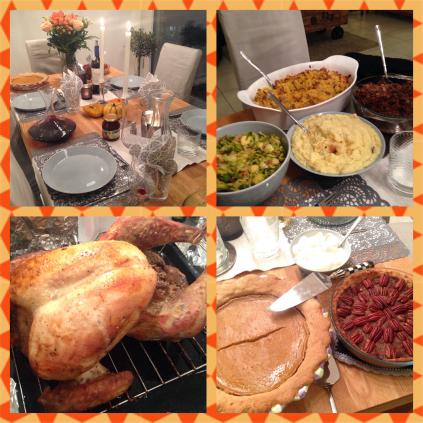 Grain free Thanksgiving 2014