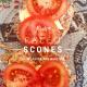 Paleo scones