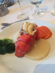 Lobster Night at the Low Carb Cruise 2015