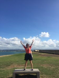 San Juan, Puerto Rico is one happy place!