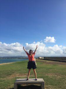 San Juan, Puerto Rico is one happy place!
