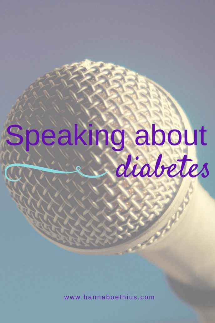 speaker diabetes