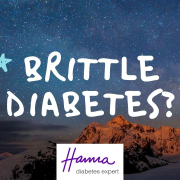 Type 1 Thursday - Brittle Diabetes